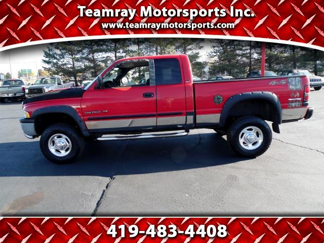2001 Dodge Ram 2500 Quad Cab Short Bed 4WD