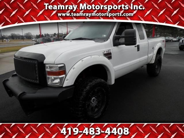 2008 Ford F-350 SD XLT SuperCab Short Bed 4WD