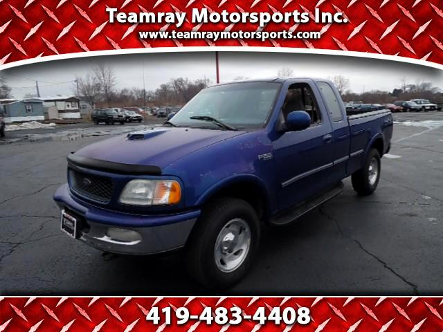 1997 Ford F-150 SuperCab Short Bed 4WD