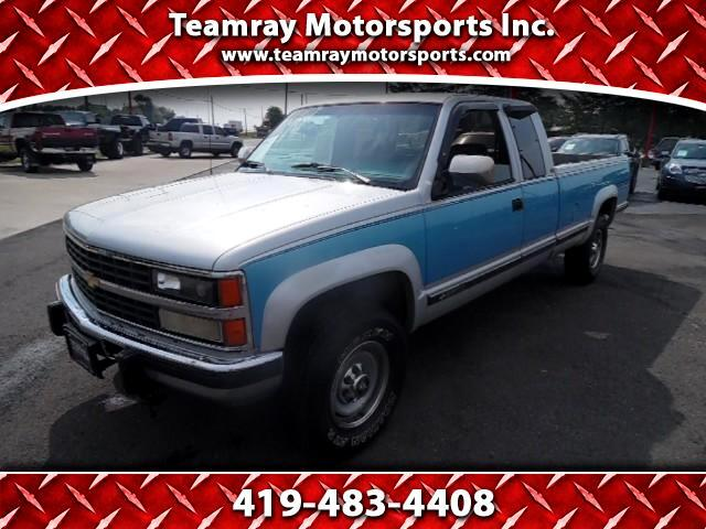1993 Chevrolet C/K 2500 HD Ext. Cab 8-ft. Bed 4WD