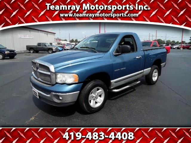 2002 Dodge Ram 1500 SLT Short Bed 4WD