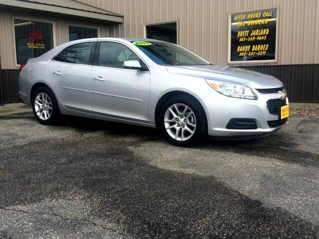 used 2015 chevrolet malibu 2lt moon roof low miles sharp. Black Bedroom Furniture Sets. Home Design Ideas