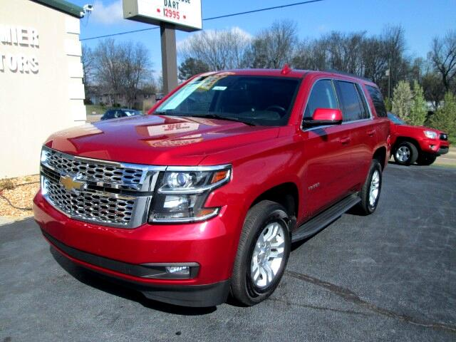 used 2015 chevrolet tahoe lt 4wd for sale in hardin ky. Black Bedroom Furniture Sets. Home Design Ideas