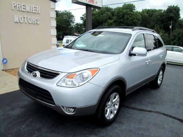 2012 Hyundai Veracruz GLS AWD