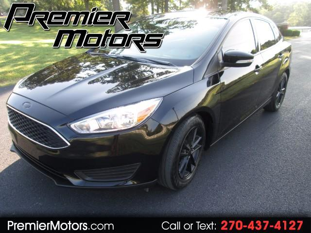 2016 Ford Focus SE Eco