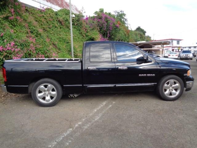 2003 Dodge Ram 1500 Laramie Quad Cab Long Bed 2WD