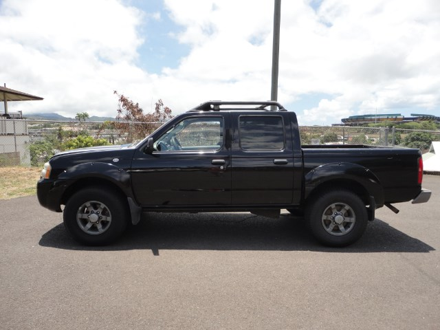 used 2004 nissan frontier xe v6 crew cab 2wd for sale in aiea hi 96701 island auto exchange. Black Bedroom Furniture Sets. Home Design Ideas