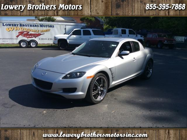 2007 mazda rx 8 grand touring for sale cargurus. Black Bedroom Furniture Sets. Home Design Ideas