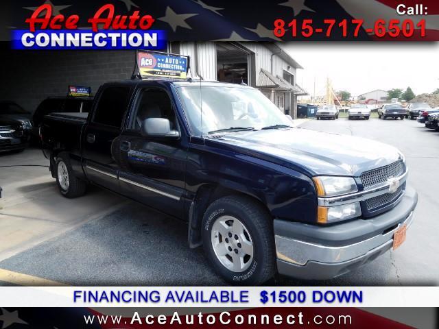 2005 Chevrolet Silverado 1500 LS Crew Cab 2WD