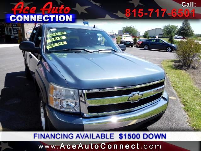 2007 Chevrolet Silverado 1500 LT1 Crew Cab 2WD