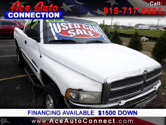 1999 Dodge Ram 1500 Quad Cab Short Bed 4WD