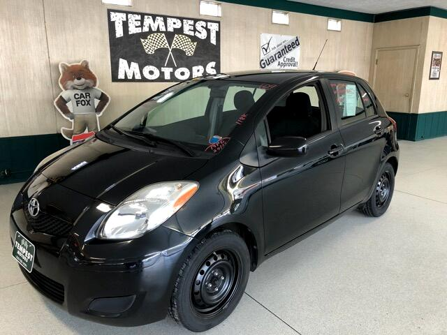 2009 Toyota Yaris Liftback 5-Door AT
