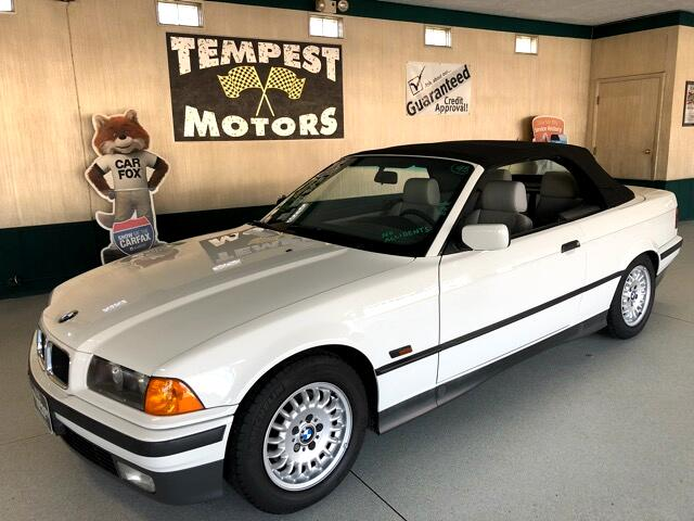 1995 BMW 325ci Base