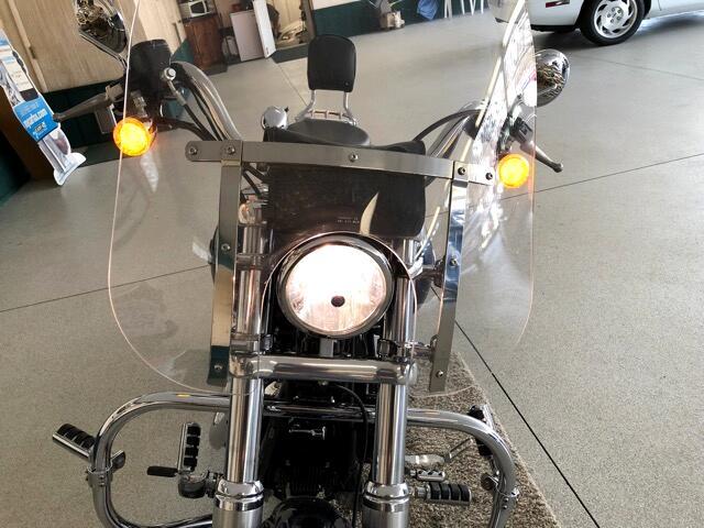 2013 Harley-Davidson FXDC