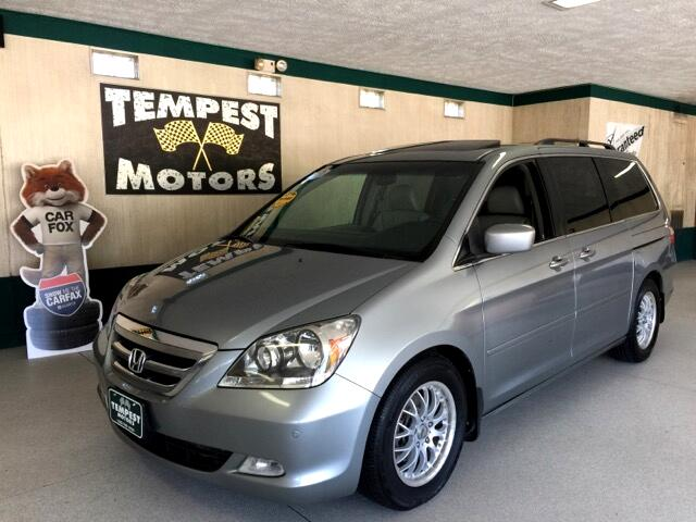 2007 Honda Odyssey Touring  w/ DVD and Navigation