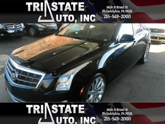 2013 Cadillac ATS Sedan 4D Premium V6