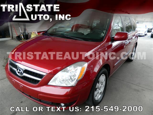 2008 Hyundai Entourage Wagon 4D Limited
