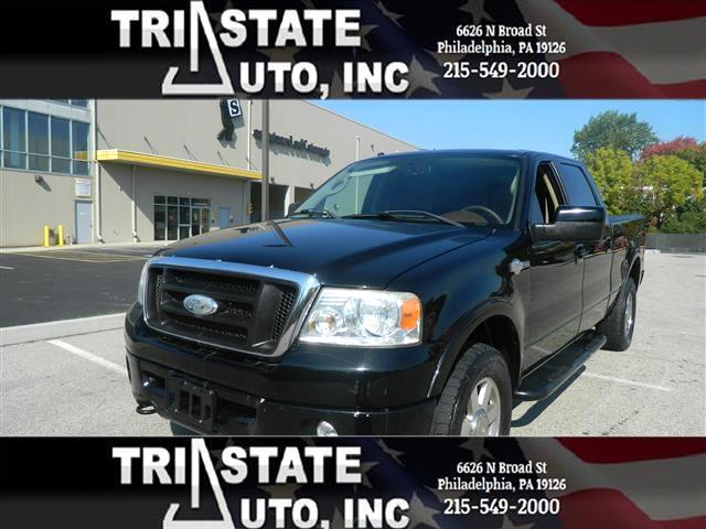 2008 Ford F-150 SuperCrew King Ranch 4WD