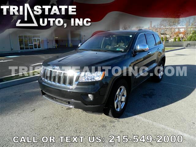2012 Jeep Grand Cherokee Utility 4D Limited 4WD