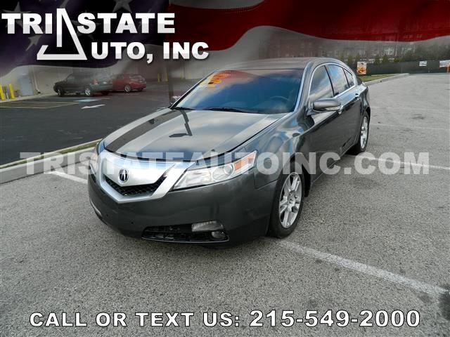 2011 Acura TL Sedan 4D Technology V6