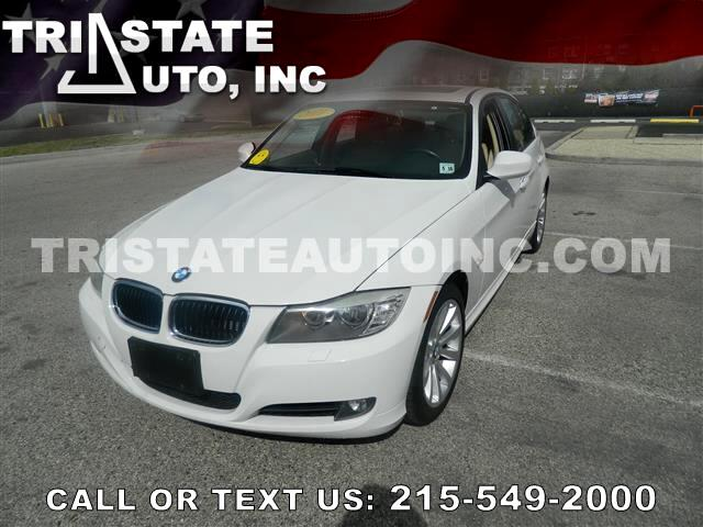 2011 BMW 3-Series Sedan 4D 328xi AWD