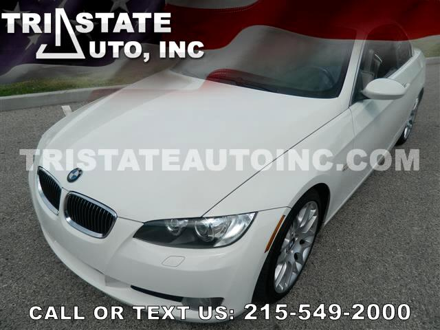 2008 BMW 3 Series Convertible 2D 328i