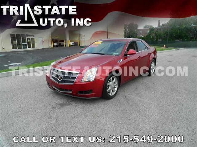 2008 Cadillac CTS Sedan 4D Direct Inject AWD