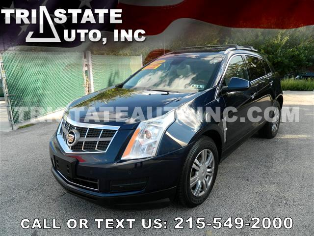 2010 Cadillac SRX Utility 4D Luxury AWD