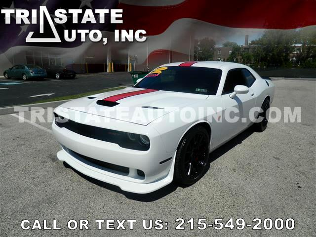 2015 Dodge Challenger Coupe 2D SRT Hellcat V8 Supercharged