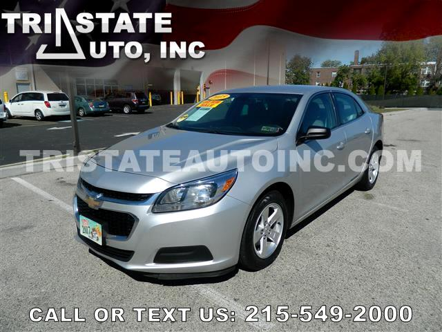 2015 Chevrolet Malibu Sedan 4D LS Fleet