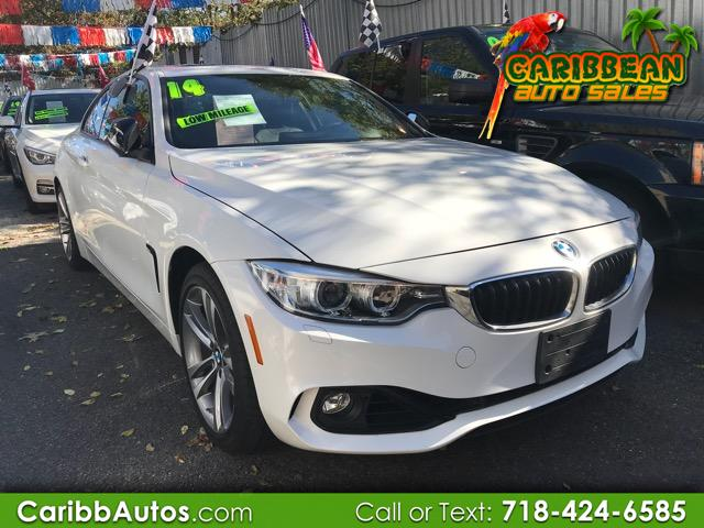 2014 BMW 4-Series 428i xDrive SULEV Coupe