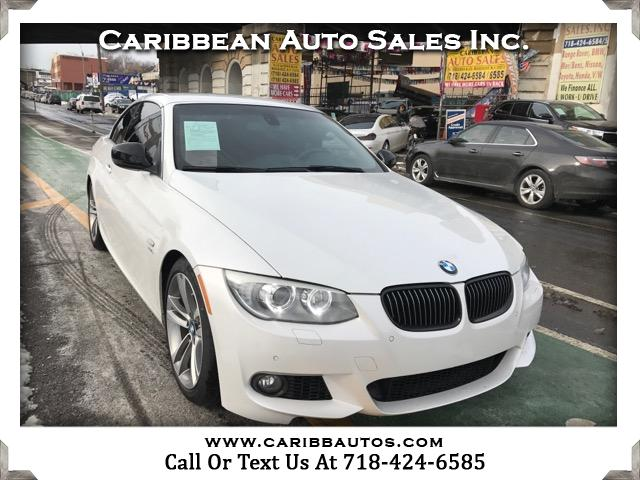 2013 BMW 3-Series 335i Convertible - SULEV