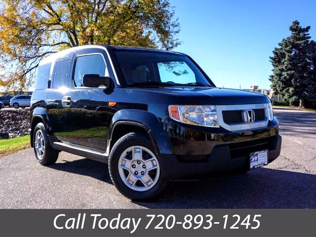 2009 Honda Element LX 4WD AT