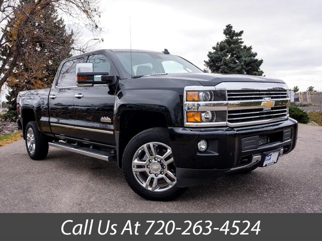 2015 Chevrolet Silverado 2500HD High Country 4WD