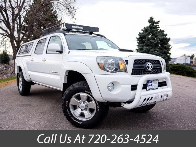 2011 Toyota Tacoma TRD-Sport 4WD W/Leather