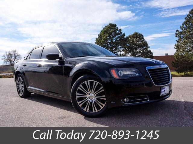 2013 Chrysler 300 S AWD