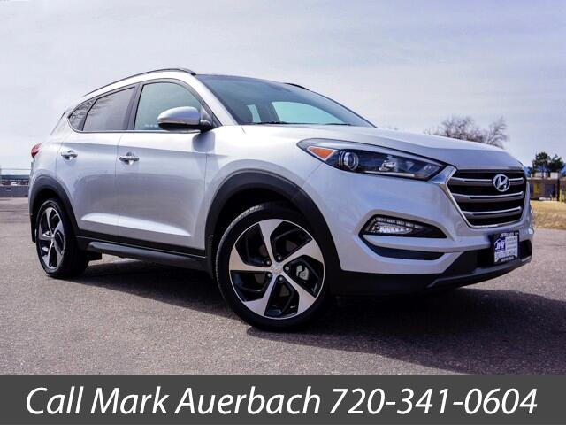 2016 Hyundai Tucson Limited w/Ultimate Package