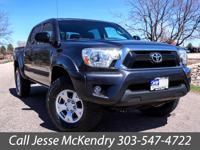2014 Toyota Tacoma Double Cab V6 4WD SR5 TRD OFF-Road