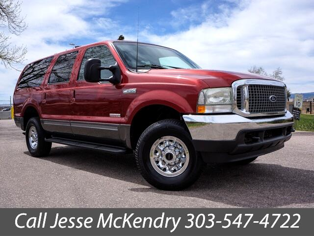 2002 Ford Excursion XLT 7.3L 4WD