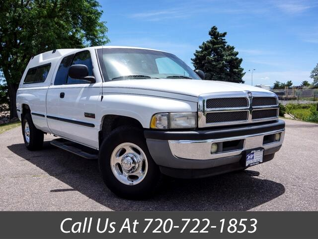 2000 Dodge Ram 2500 Laramie Quad Cab Long Bed