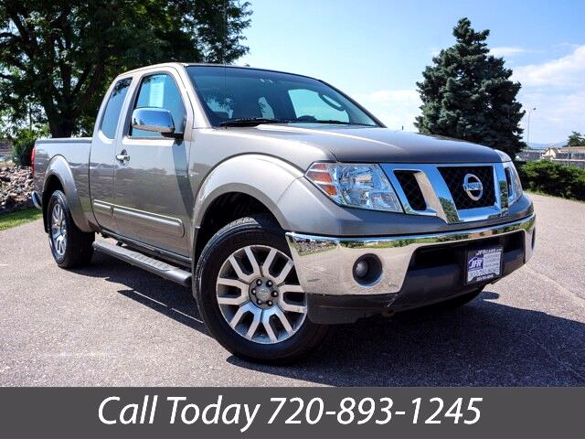 2009 Nissan Frontier LE 4WD