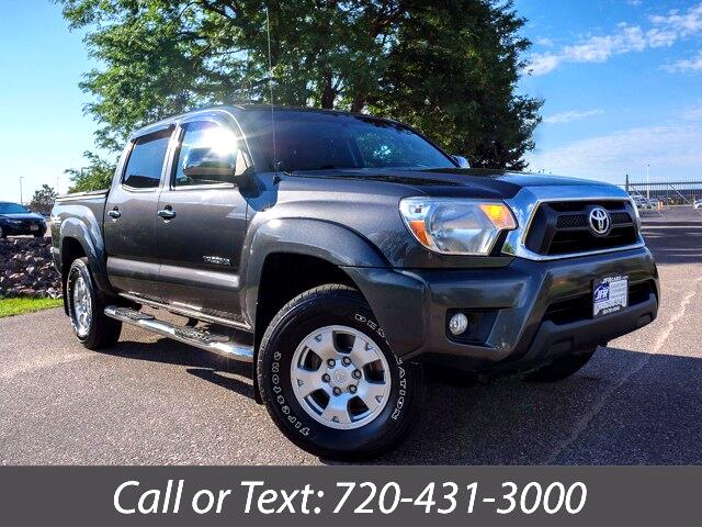 2012 Toyota Tacoma Double Cab V6 AT 4WD TRD Off Road