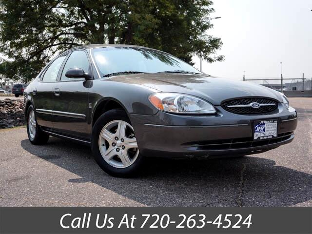 2002 Ford Taurus 4dr Sdn SEL FWD