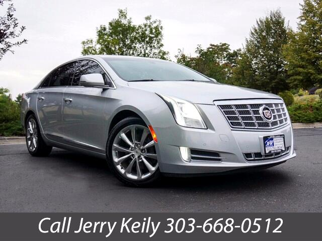 2014 Cadillac XTS Luxury AWD