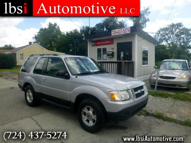 2002 Ford Explorer Sport 4WD Value - 210A