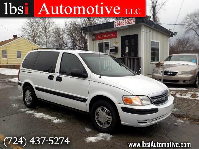 2002 Chevrolet Venture Regular Wheelbase Plus