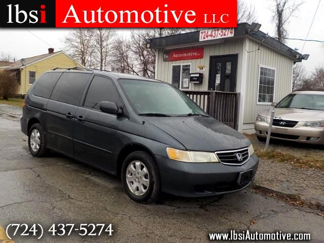 2003 Honda Odyssey EX w/ Leather and DVD