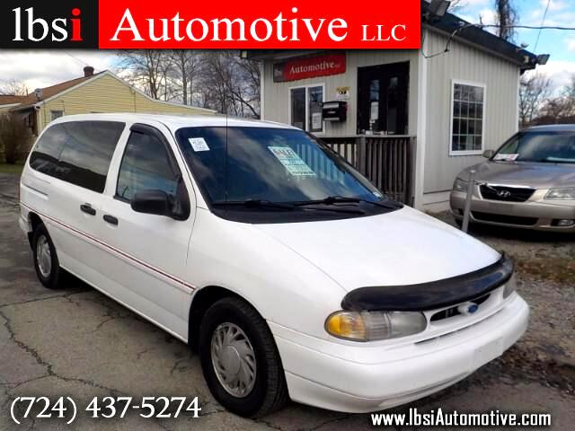 1997 Ford Windstar Base