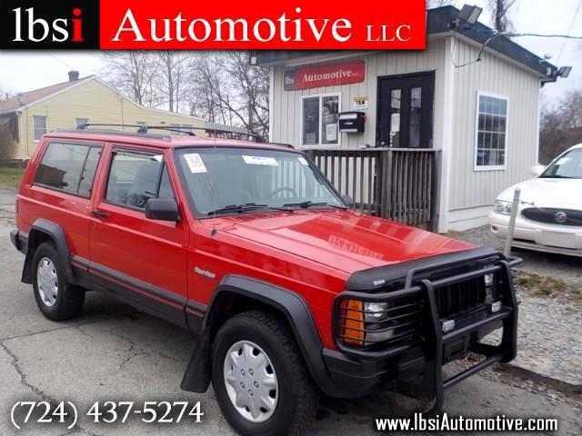1996 Jeep Cherokee Sport 2-Door 4WD