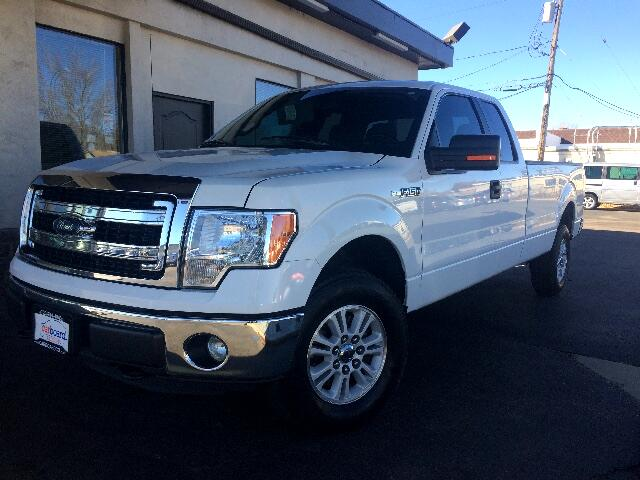 "2013 Ford F-150 Supercab 163"" XLT 4WD"